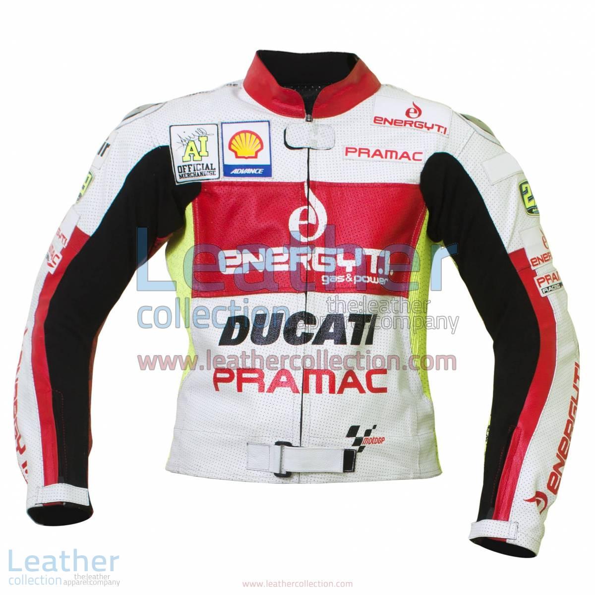 Andrea Iannone Ducati Motorcycle jacket | Andrea Iannone,Ducati motorcycle jacket