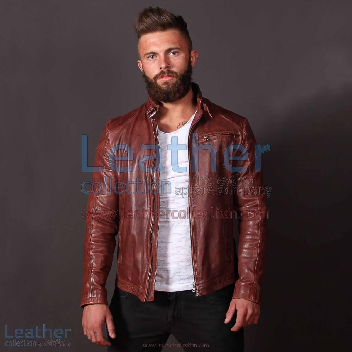 Jazz Leather Jacket for Men | leather jacket for men,jazz jacket