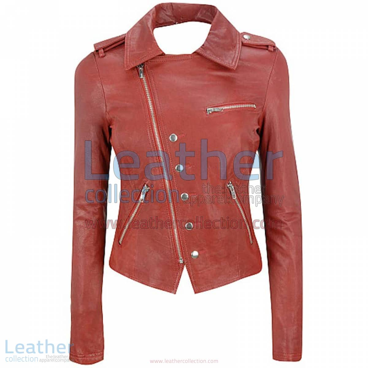 Cutaway Asymmetrical Leather Jacket Womens | asymmetrical jacket womens,asymmetrical leather jacket
