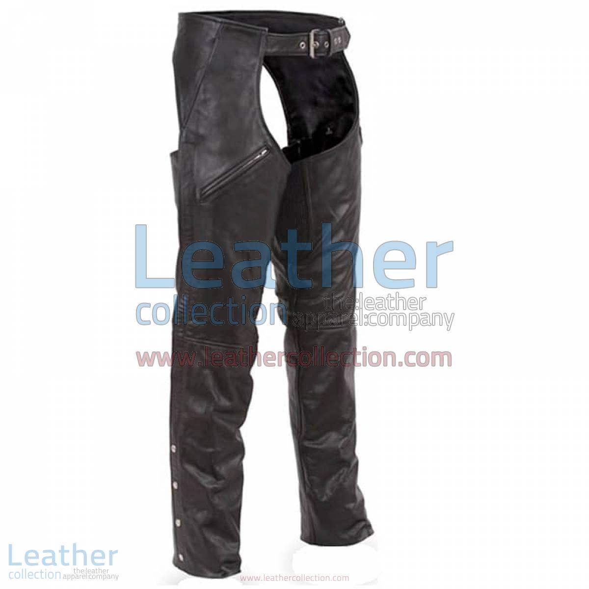 Premium Leather Biker Chaps | biker chaps,leather chaps