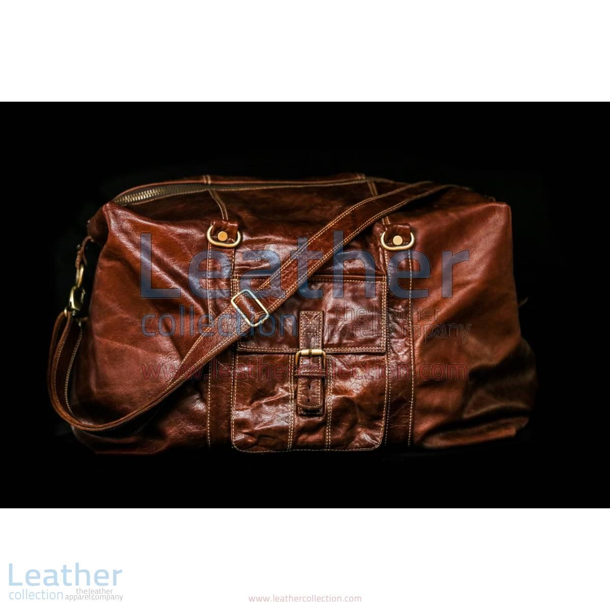 Rome Leather Luggage Bag | luggage bag,leather luggage bag