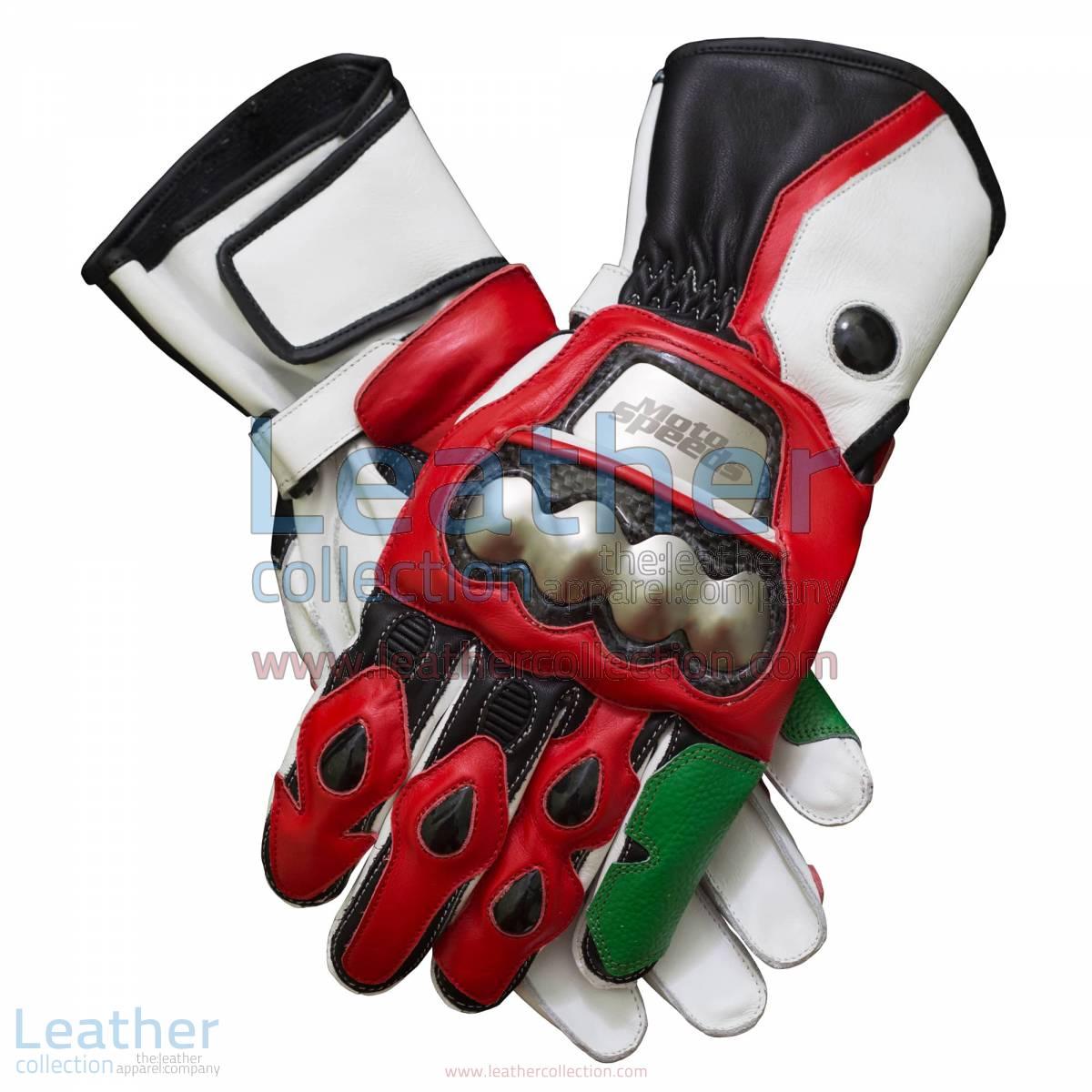 Tom Sykes Kawasaki 2015 MotoGP Gloves | kawasaki gloves,motogp gloves