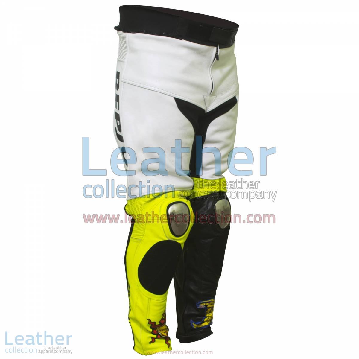 Valentino Rossi Motociclismo Repsol Honda MotoGP 2003 Pants | motogp pants,Valentino Rossi