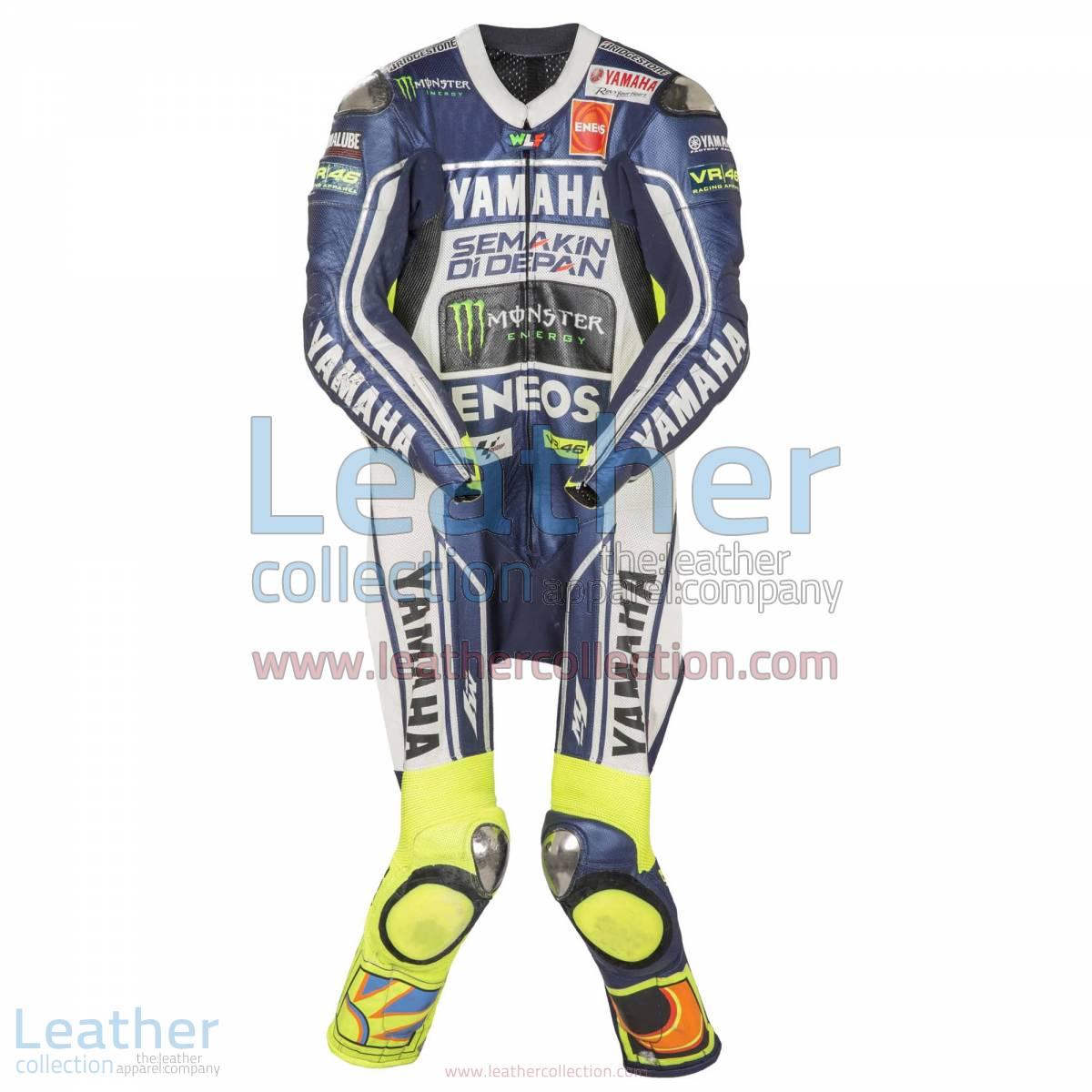 Valentino Rossi Yamaha MotoGP 2013 Suit | motogp 2013,valentino rossi suit