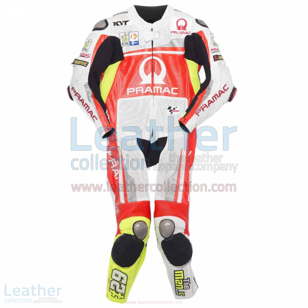 Andrea Iannone 2014 Motorbike Leather Suit