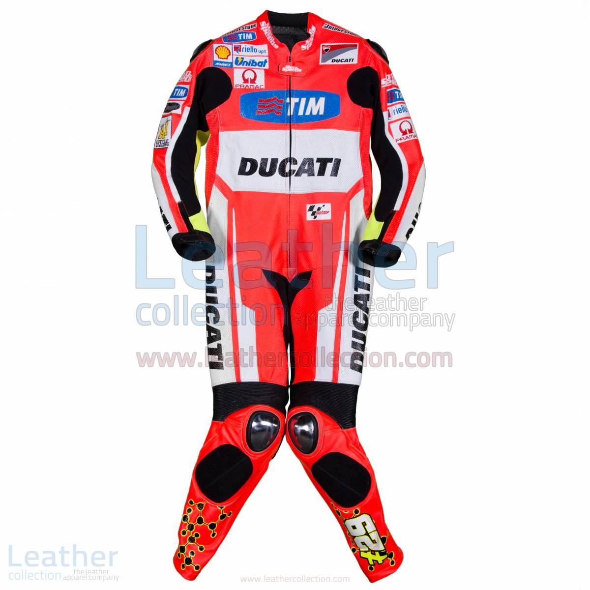 Andrea Iannone Ducati MotoGP 2015 Racing Suit – Ducati Suit