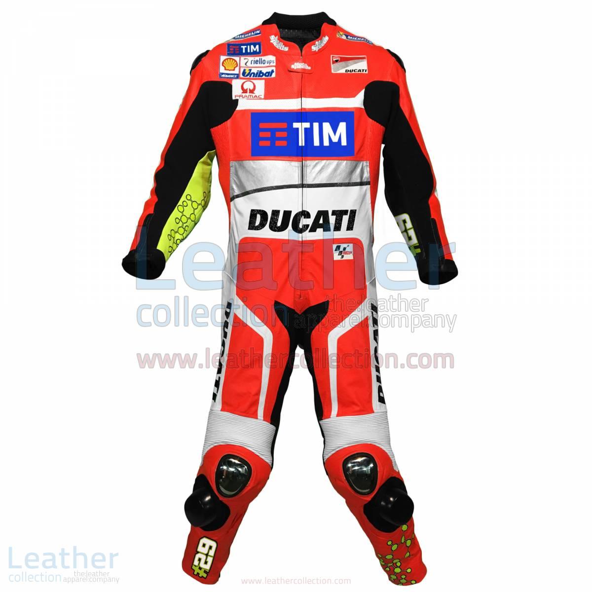 Andrea Iannone Ducati MotoGP 2016 Suit – Ducati Suit