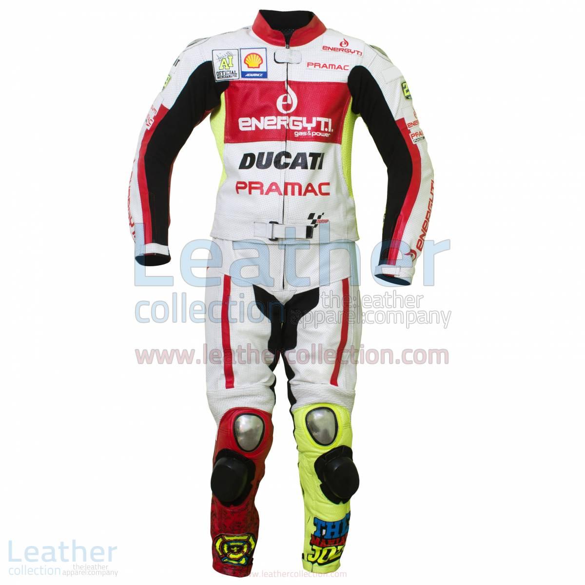 Andrea Iannone Ducati 2013 Leathers