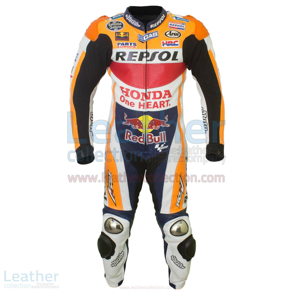 Dani Pedrosa HRC Honda Repsol MotoGP 2016 Suit – Honda Suit