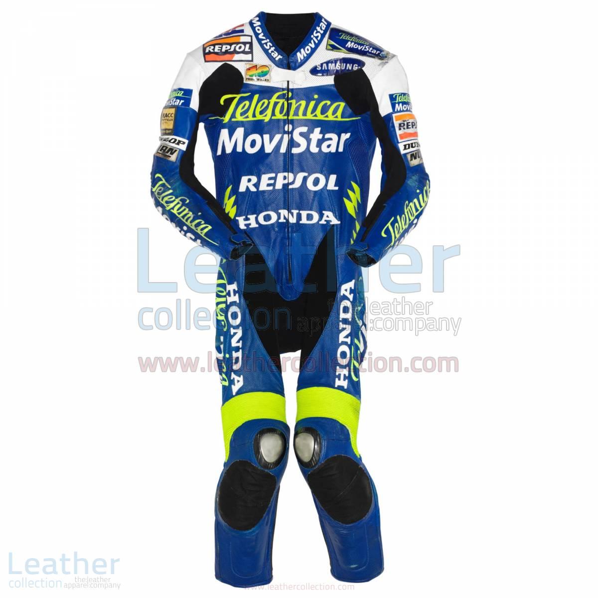 Dani Pedrosa Repsol Honda GP 2003 Leathers