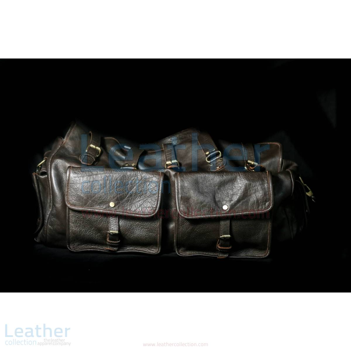 Doc Leather Carry Bag –  Bag