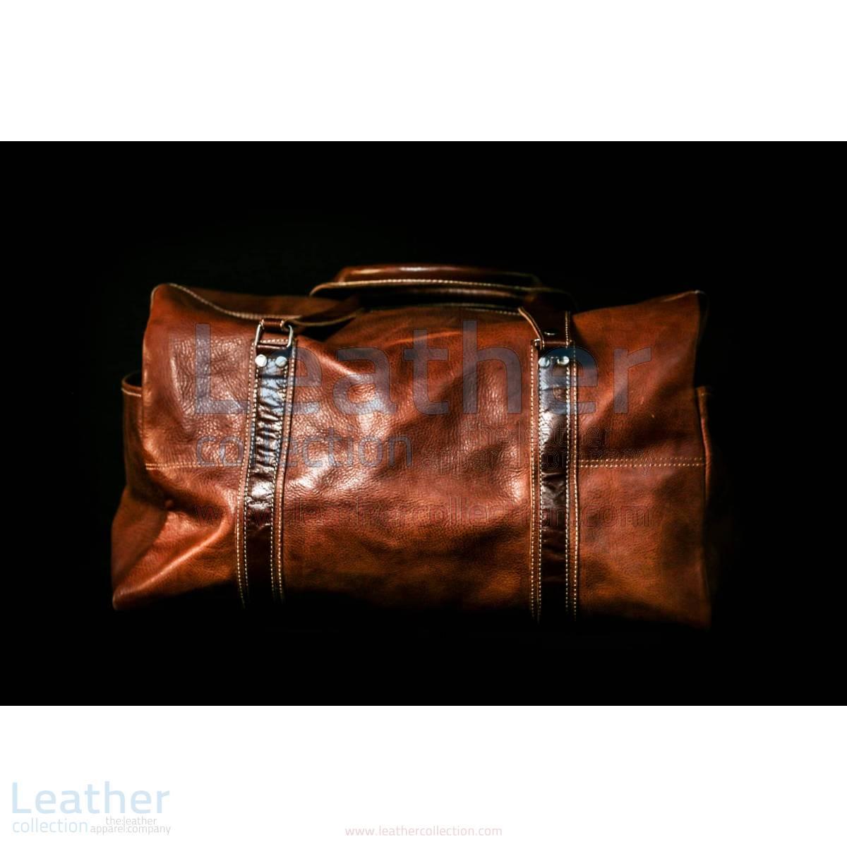 Glide Leather Hand Luggage Bag –  Bag