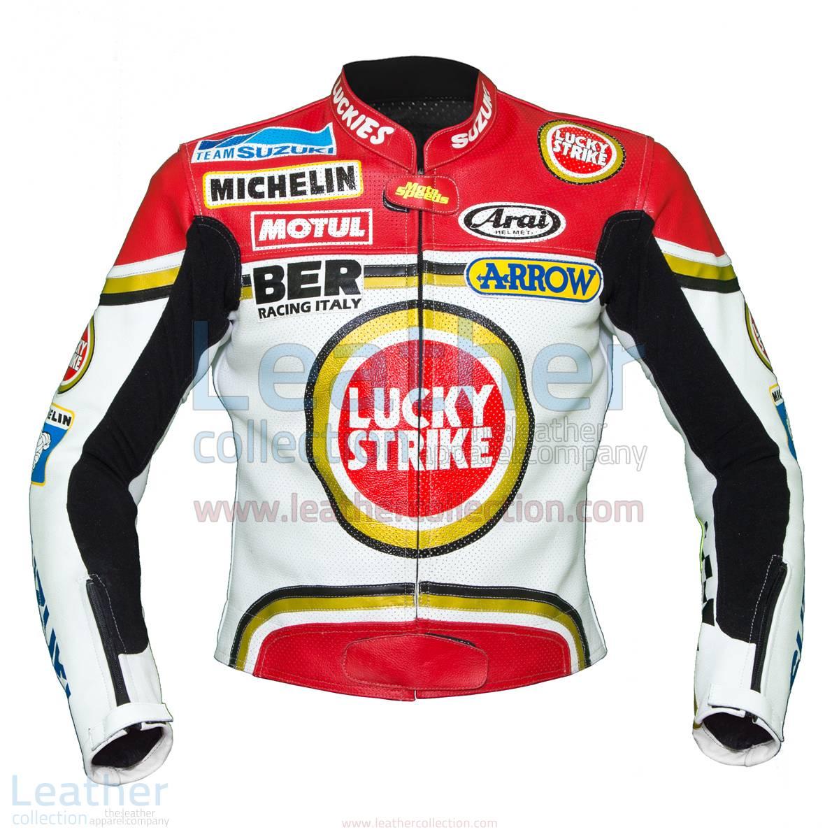 Kevin Schwantz Lucky Strike Suzuki 1993 Jacket