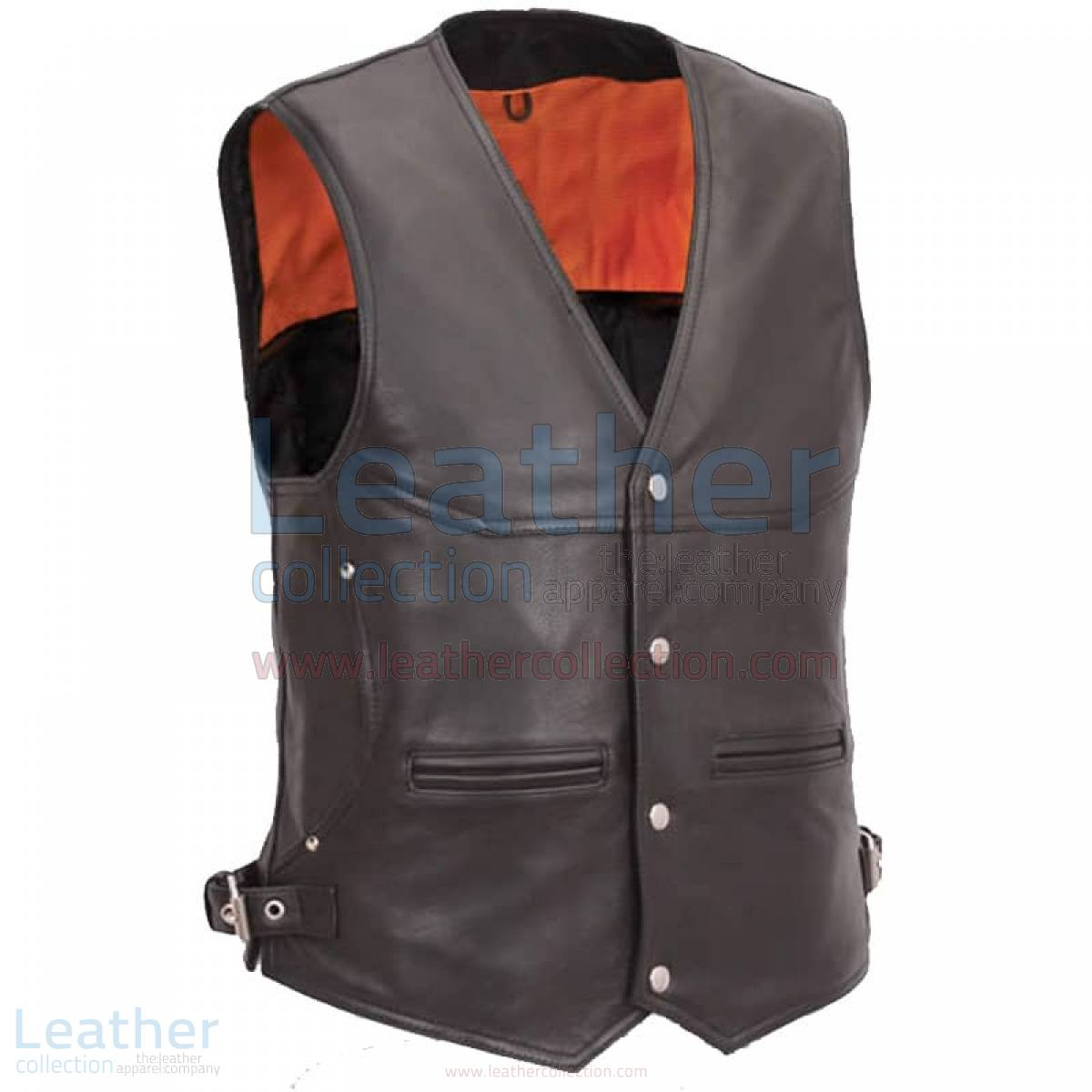 biker vest mens
