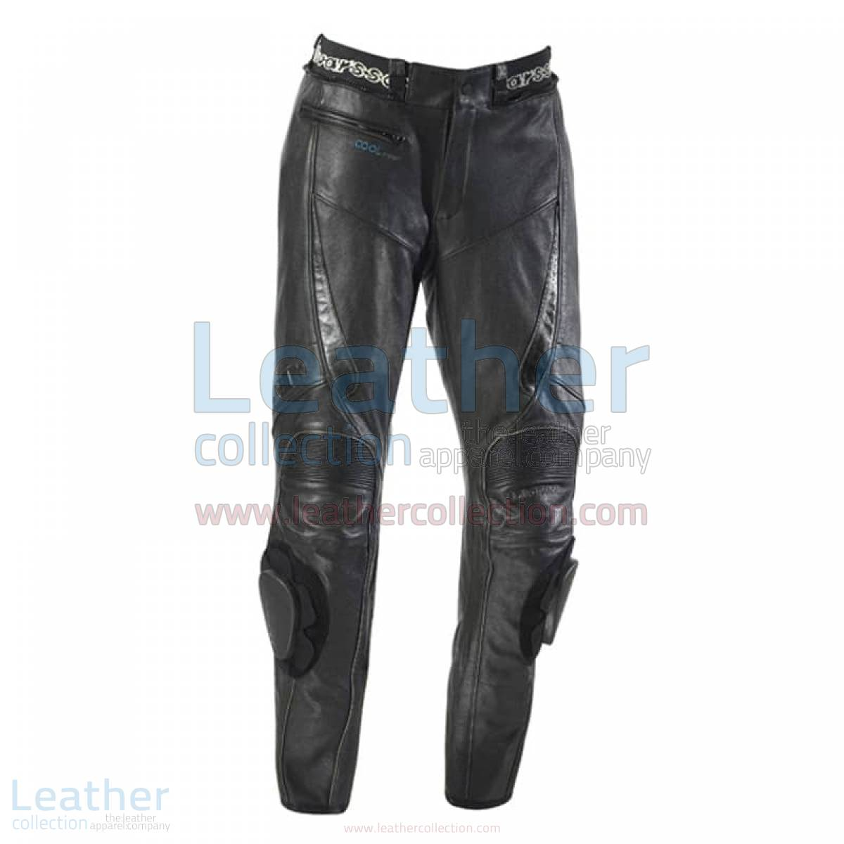 Leather Cool Motorcycle Pants –  Pant