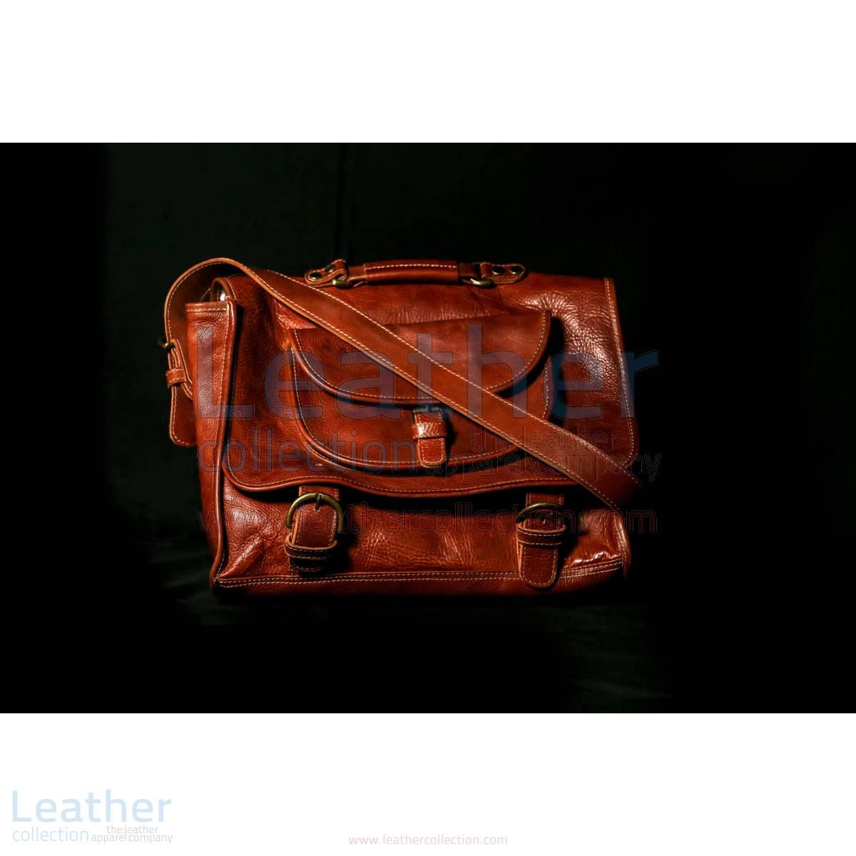 Leather Tour Bag –  Bag