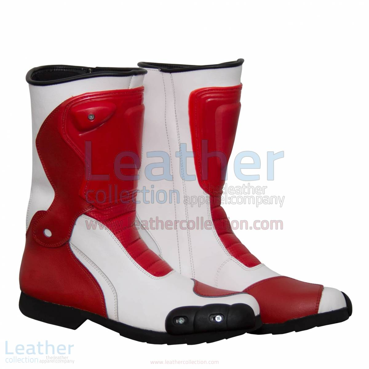 Marco Simoncelli Motorbike Riding Boots