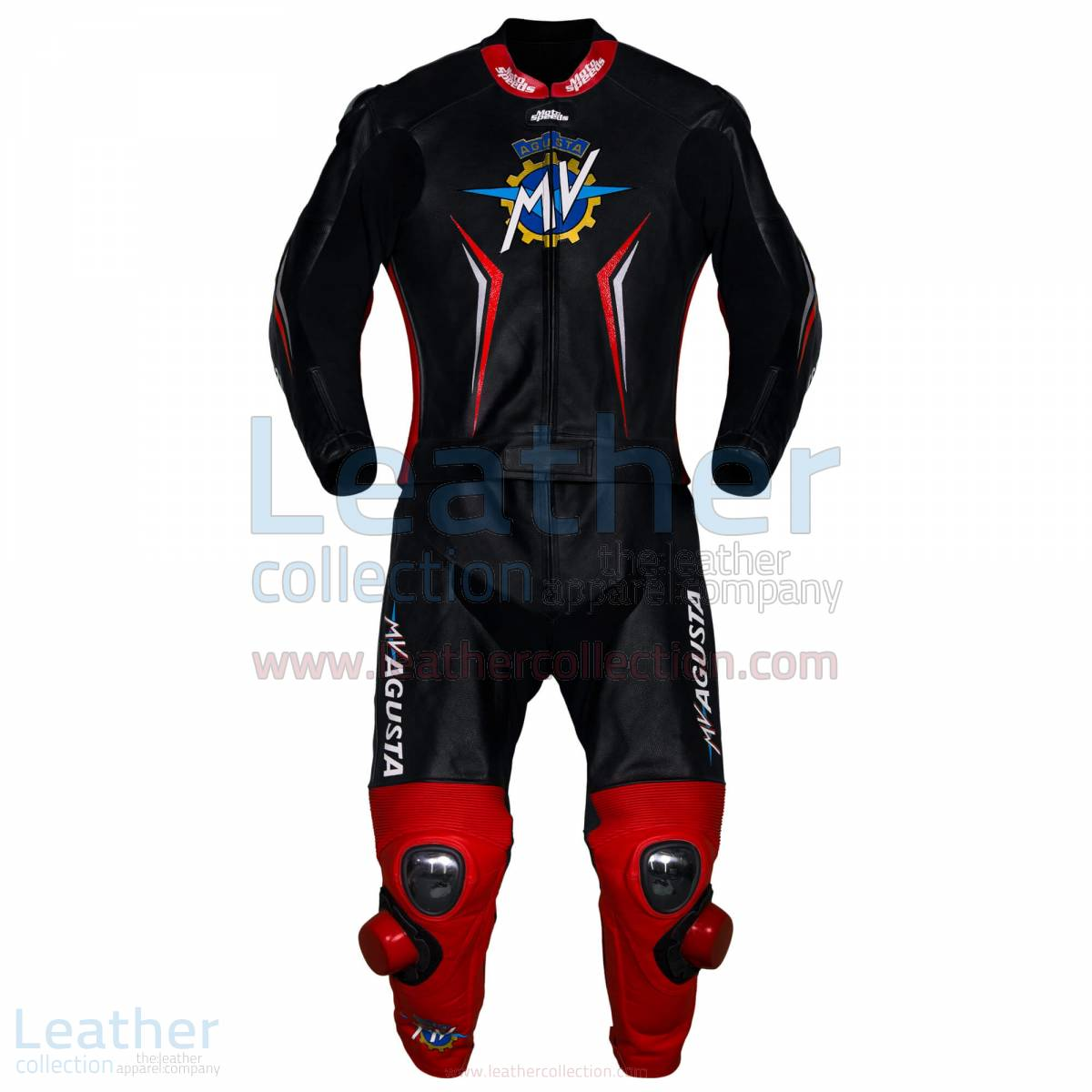 MV Agusta 2017 Motorcycle Leather Suit – MV Agusta Suit