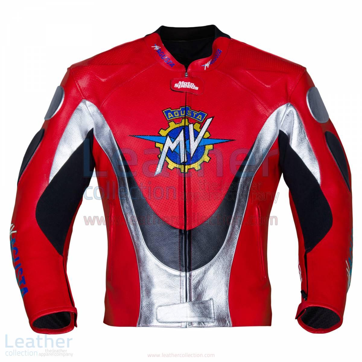MV Agusta Racing Leather Jacket – MV Agusta Jacket