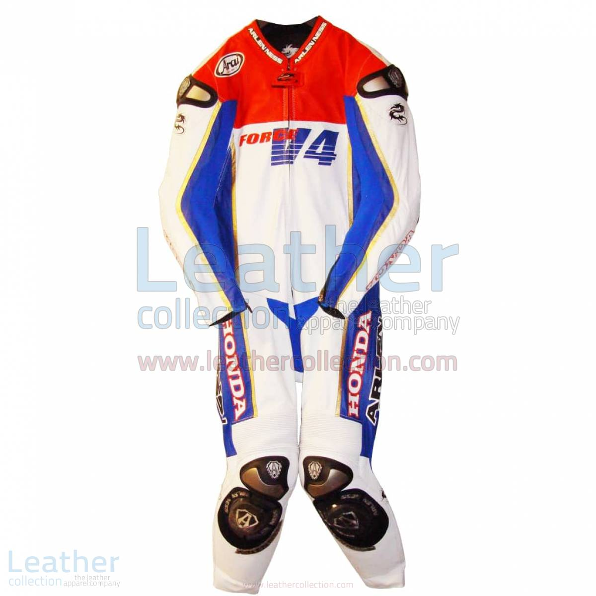 Roger Burnett Honda Goodwood Racing Suit – Honda Suit