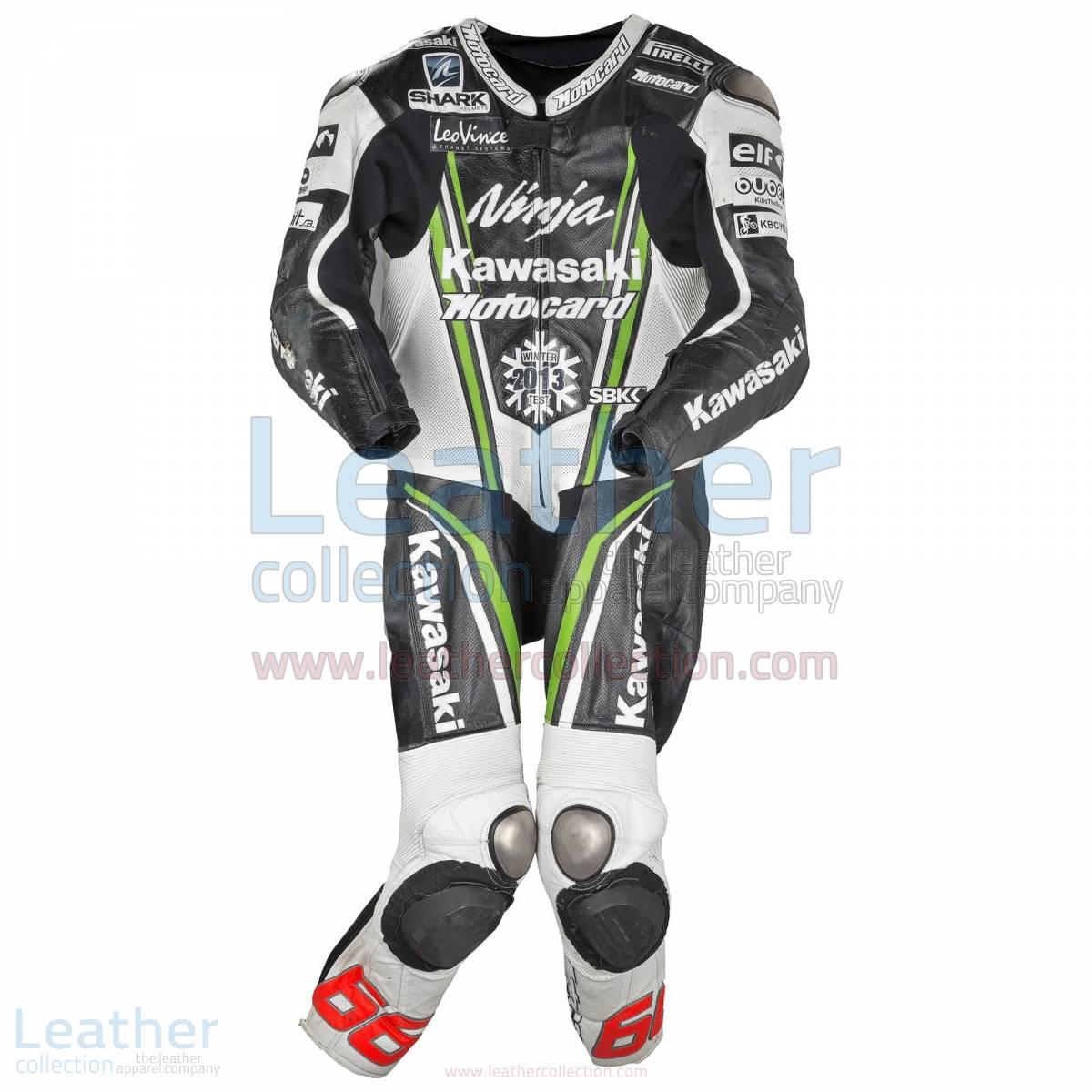 Tom Sykes Kawsaki 2012 Leathers –  Suit