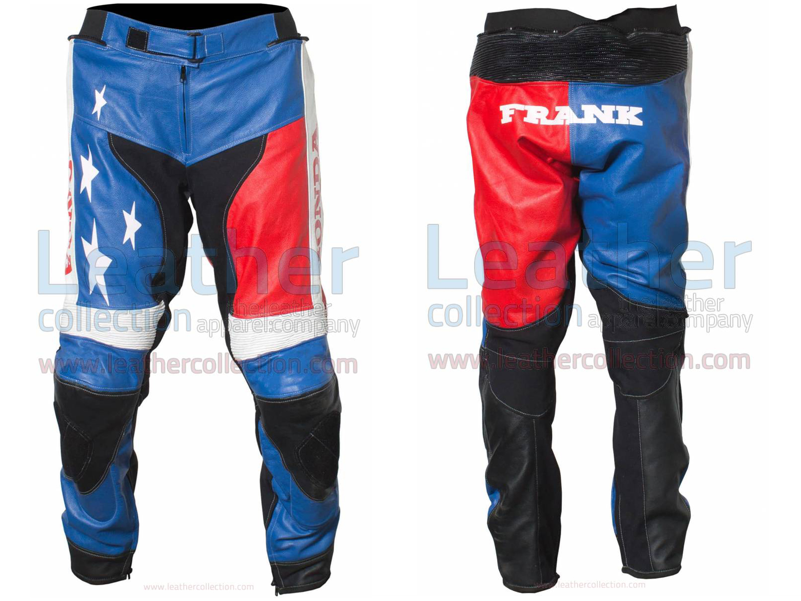 American Honda Moto2 Moriwaki MD600 Leather Pants