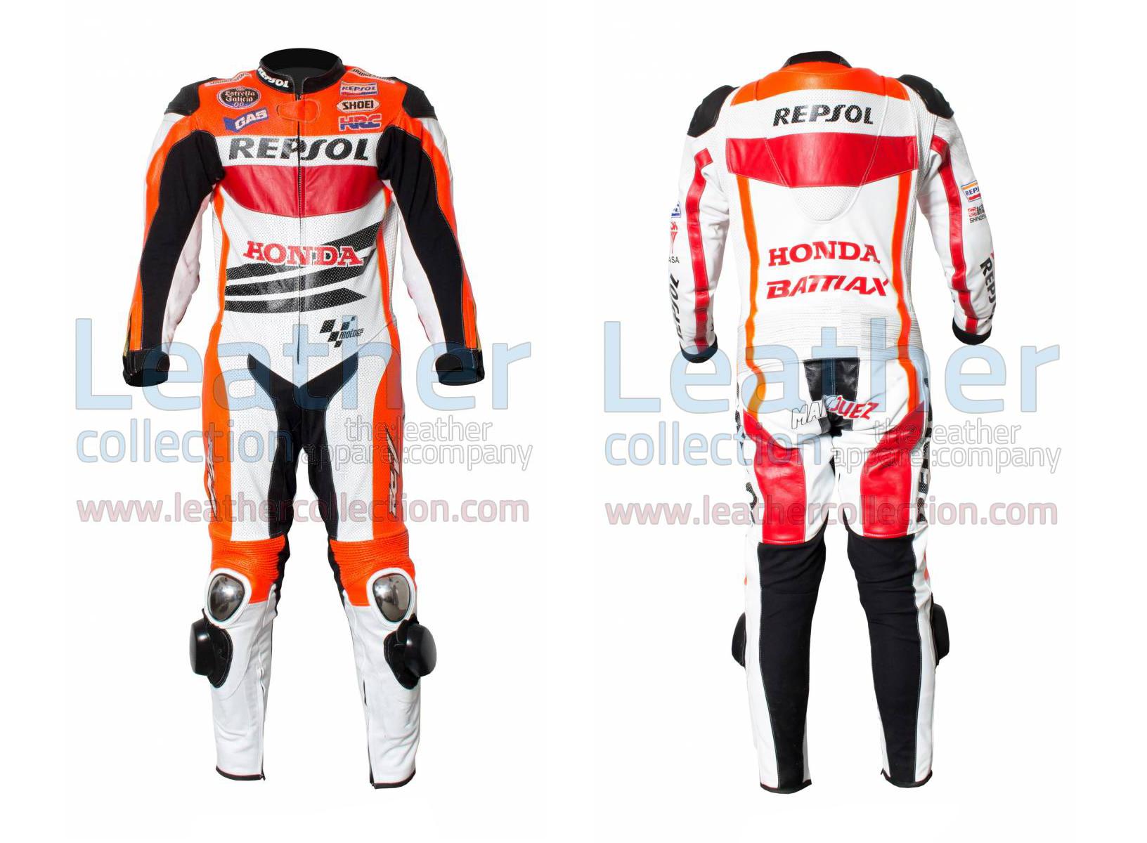 Marc Marquez HRC 2013 Race Leathers