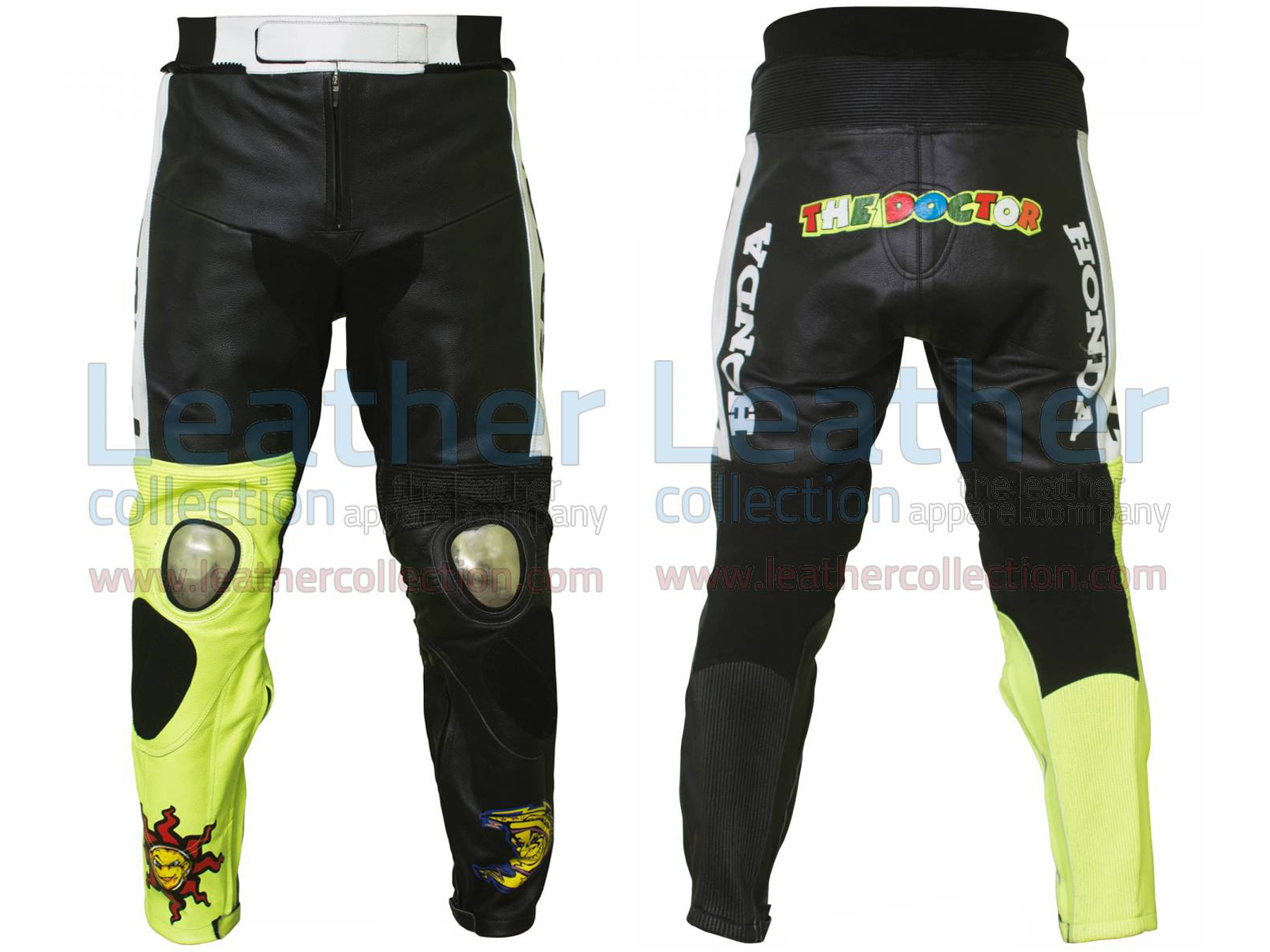 Valentino Rossi Repsol Honda MotoGP 2003 Pants