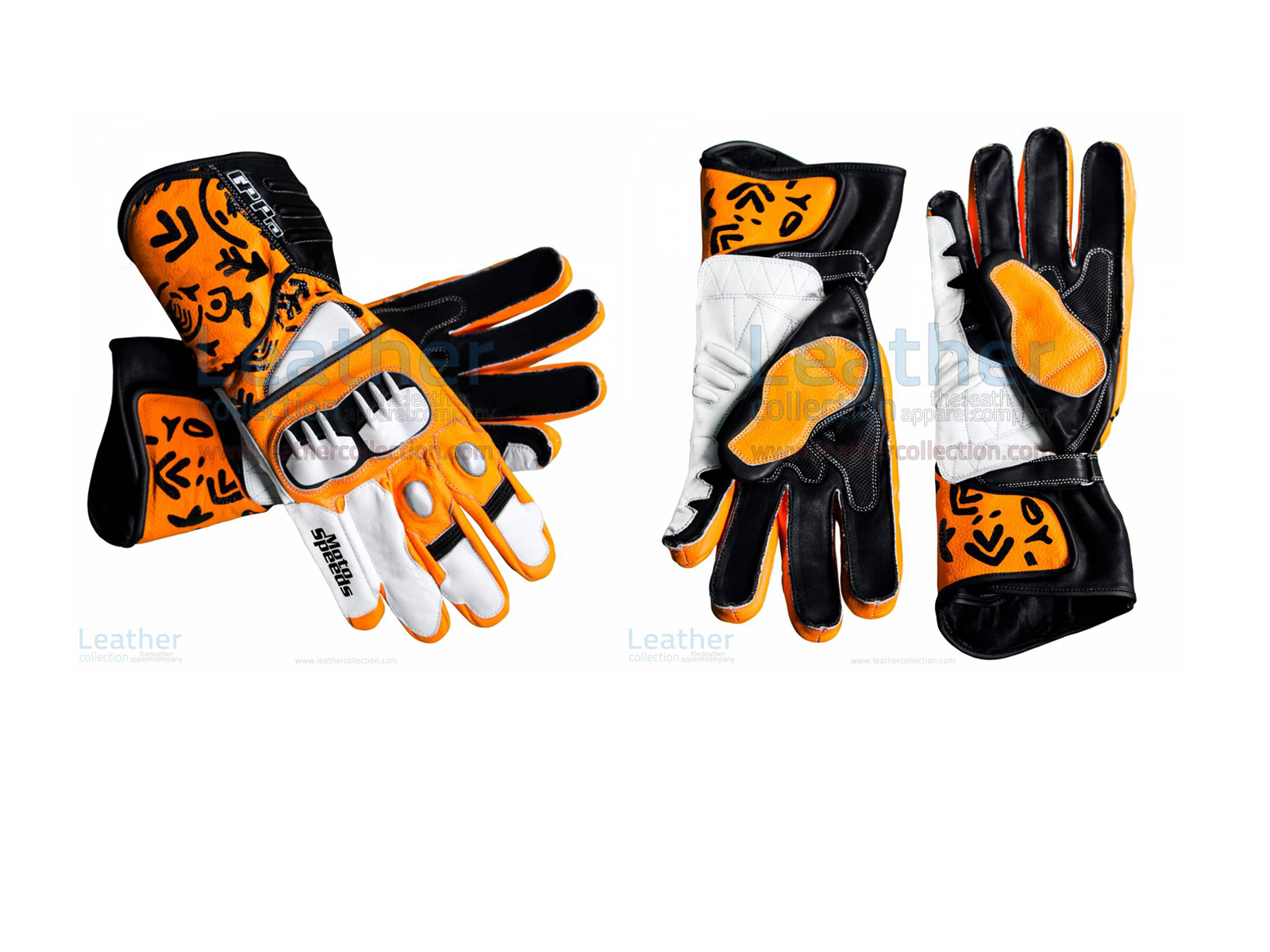 CASEY STONER 2012 MOTOGP RACE GLOVES
