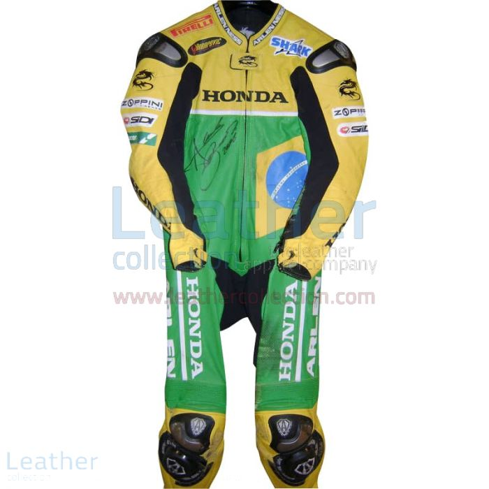 Alex Barros Leathers | Buy Now | Leather Collection