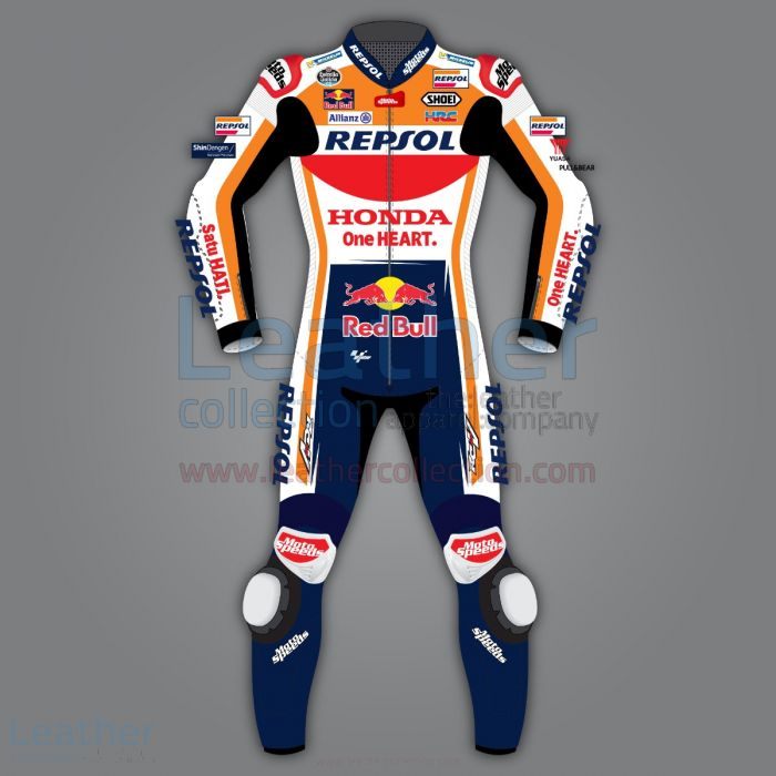 Alex Marquez Honda Repsol Race Leathers Motogp 2020