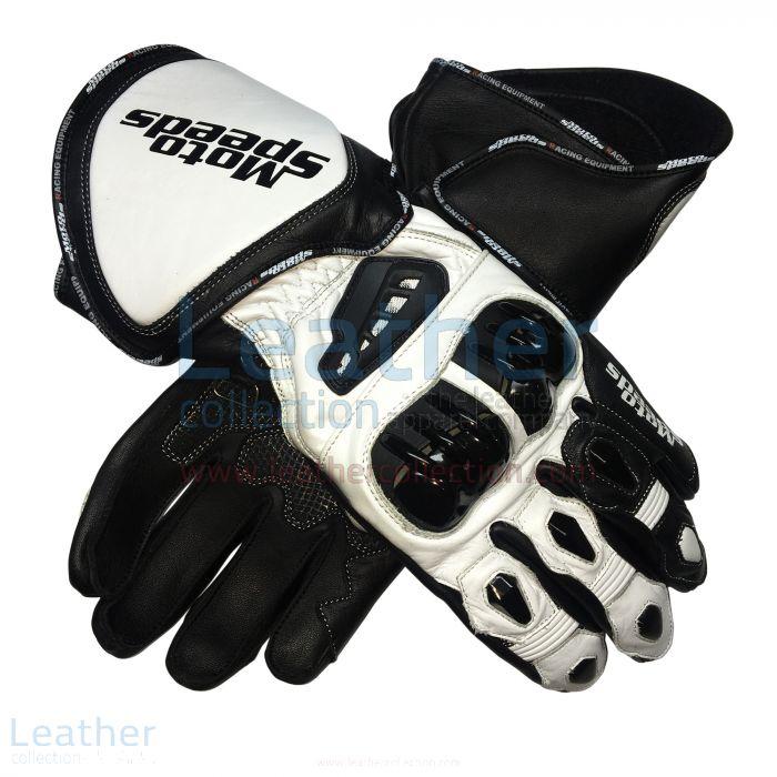 Buy Online Alex Rins MotoGP 2017 Leather Gloves for $250.00