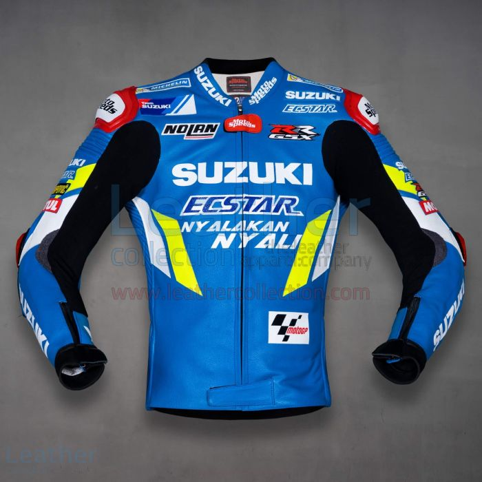 Buy Now Alex Rins Suzuki MotoGP 2019 Racing Jacket