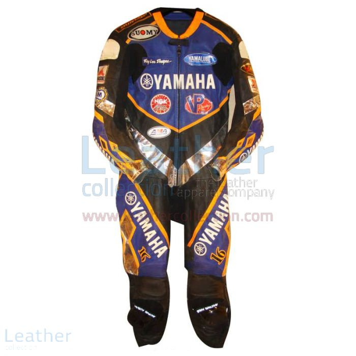 Shop Online Anthony Gobert Yamaha Leathers 2002 AMA for SEK7,911.20 in