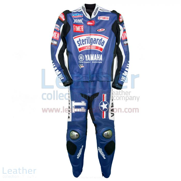 Claim Now Ben Spies Sterilgarda Yamaha 2009 MotoGP Race Suit for SEK7,