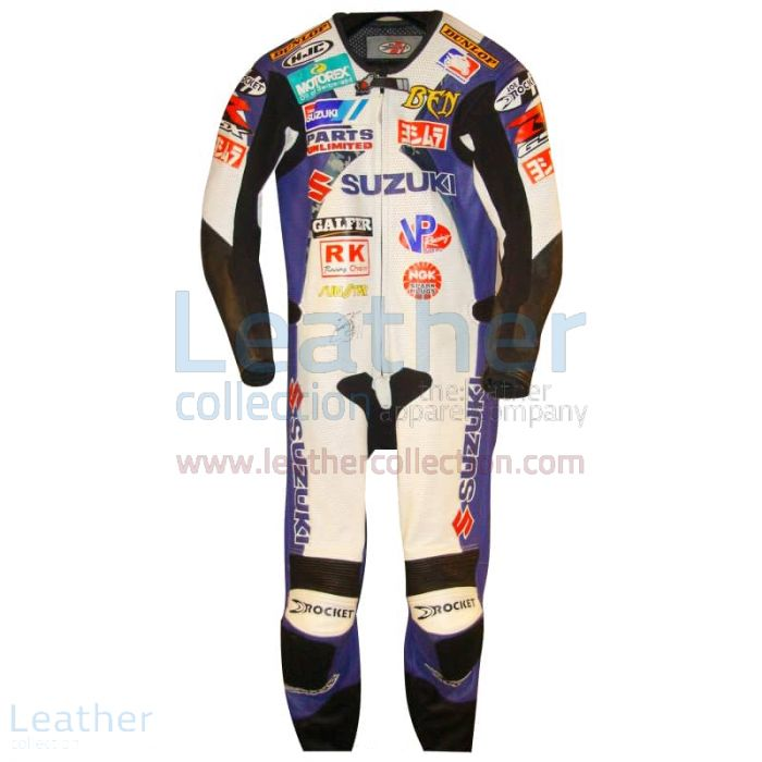Claim Now Ben Spies Suzuki Leathers 2006 AMA for A$1,213.65 in Austral