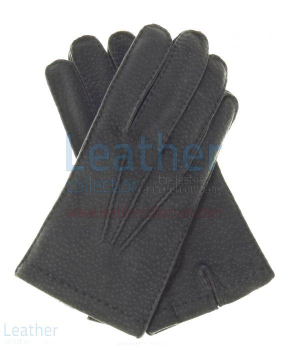 Wählen Lederhandschuhe Anziehen