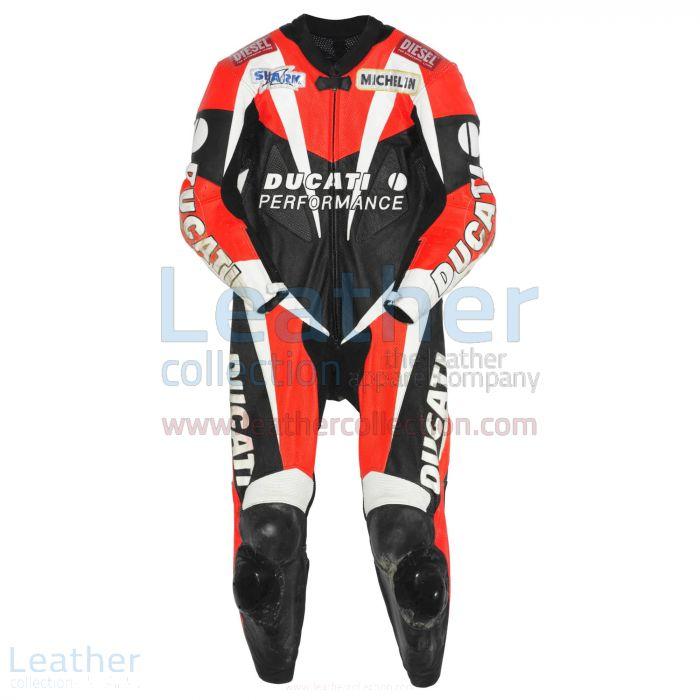 Kaufen Carl Fogarty Ducati WSBK 1998 Lederkombi Motorrad