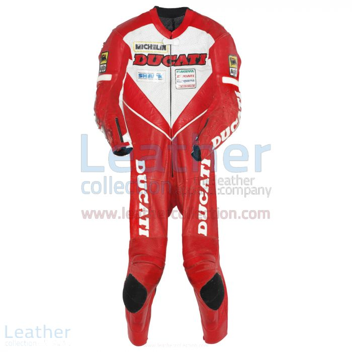 Carl Fogarty Leather Suit   Buy Now   Leather Collection