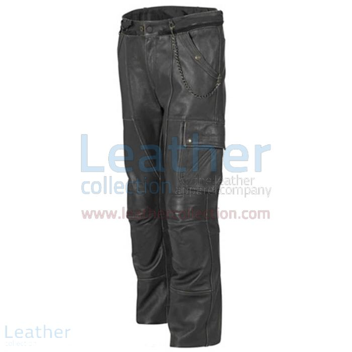 Leather Motorcycle Trousers | Buy Now | Leather Collection