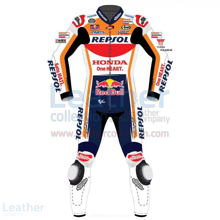 MotoGP 2017   Dani Pedrosa HRC Honda Repsol MotoGP 2017 Rennanzug