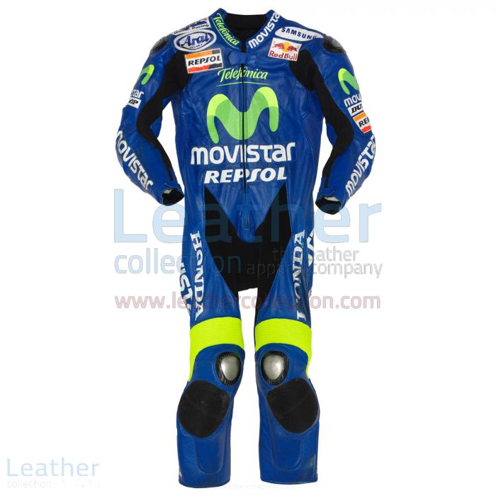 Offering Online Dani Pedrosa Movistar Honda GP 2005 Leathers for A$1,2
