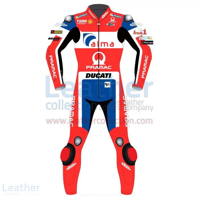 Buy Danilo Petrucci Ducati MotoGP 2018 Leather Suit