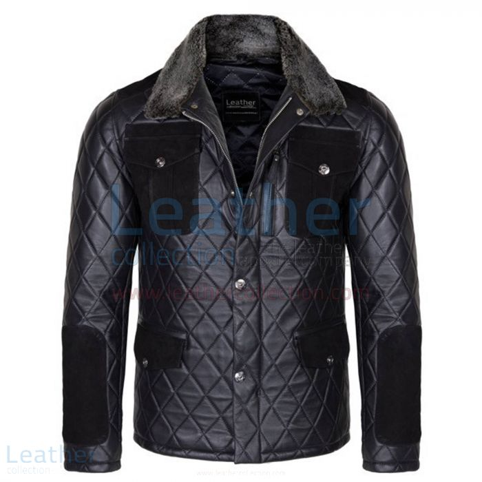 Fur Jacket Men | Buy Now | Leather Collection