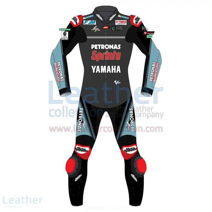 Kaufen Sie Fabio Quartararo Petronas Yamaha MotoGP 2019 Rennanzug