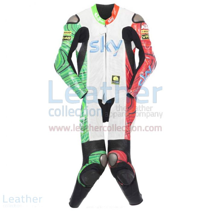 Francesco Bagnaia KTM 2014 Racing Suit front