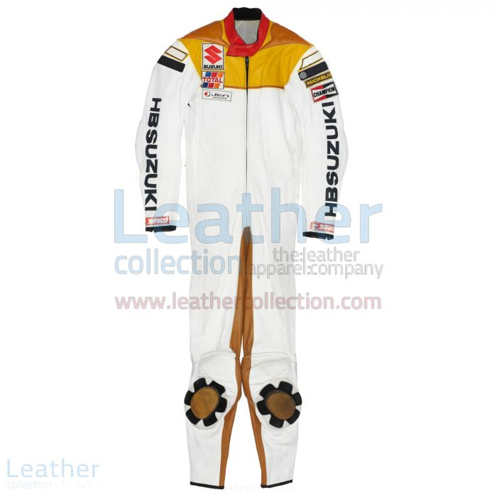 Get Franco Uncini Suzuki GP 1982 Leather Suit for A$1,213.65 in Austra