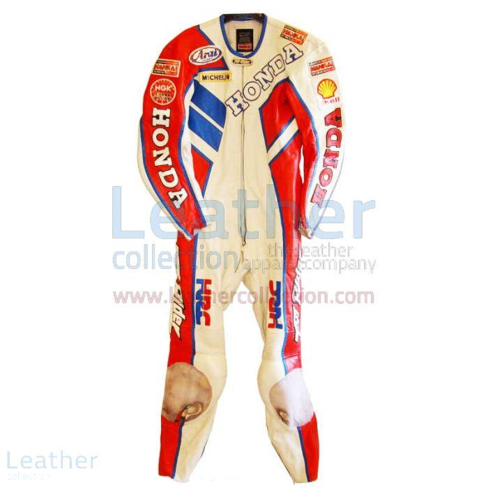 Buy Freddie Spencer Nankai GP Replica Race Leathers for CA$1,177.69 in