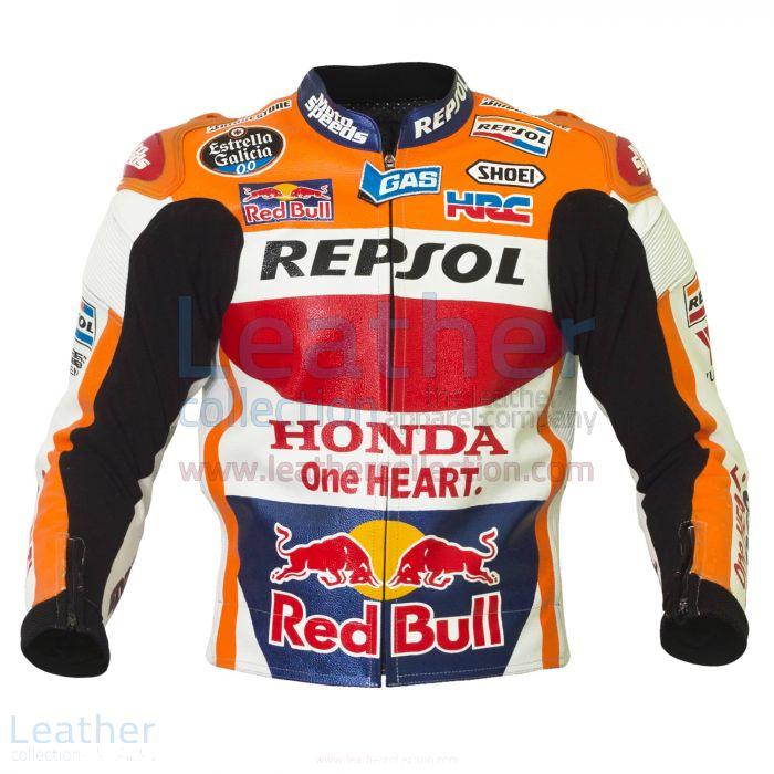 Honda Repsol 2015 Marc Marquez Giacca davanti