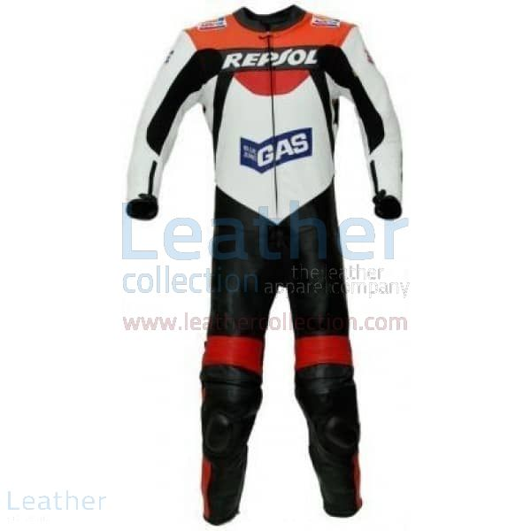 Pick Now Repsol Gas Racing Leather Suit for SEK7,480.00 in Sweden
